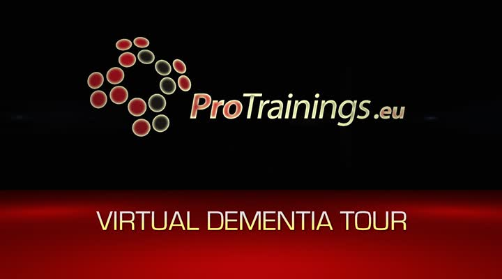 The Virtual Dementia Tour