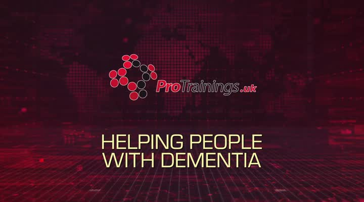 Helping people with Dementia