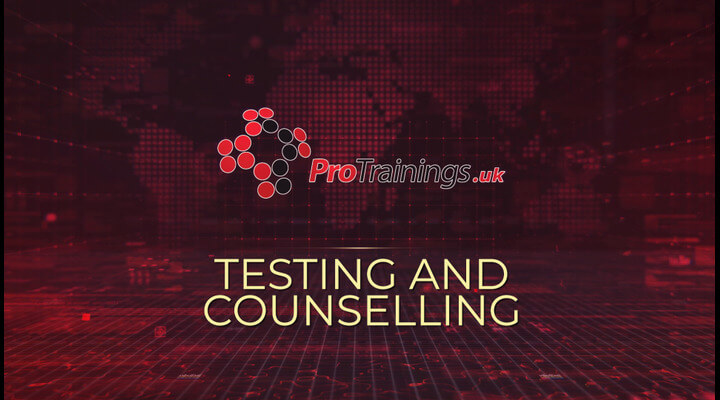 Testing and Counselling