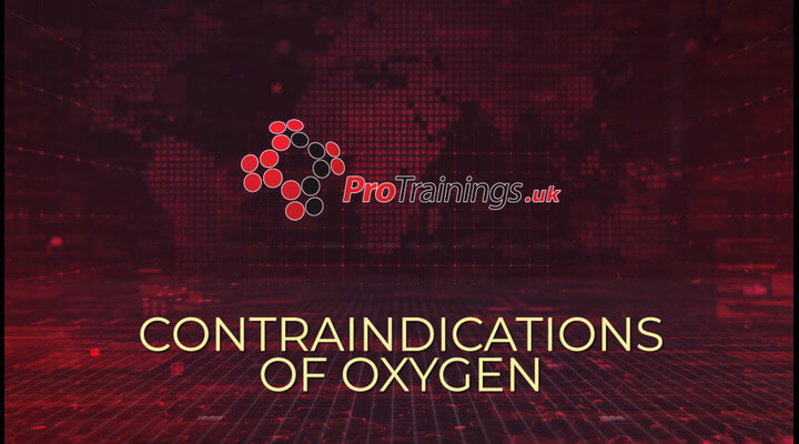 Contra Indications Of Oxygen
