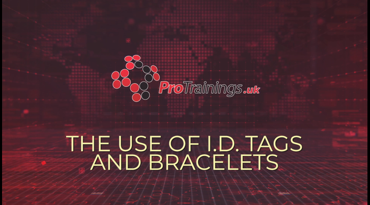 ID tags and bracelets