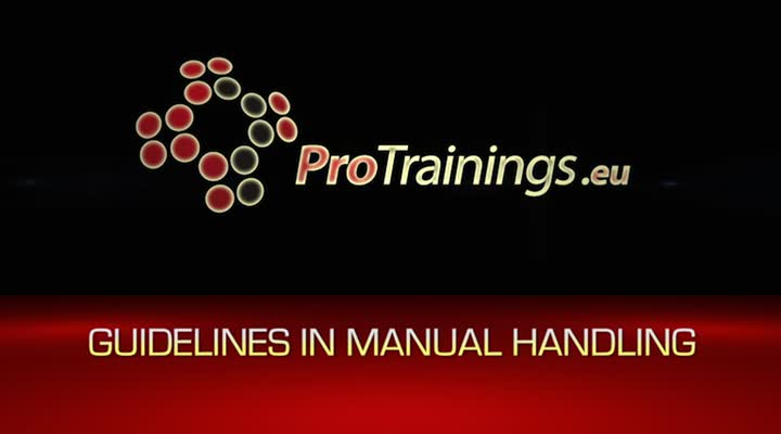 Manual handling guidelines
