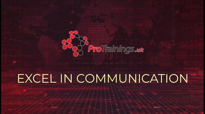 Principle 2 - Excel in communication