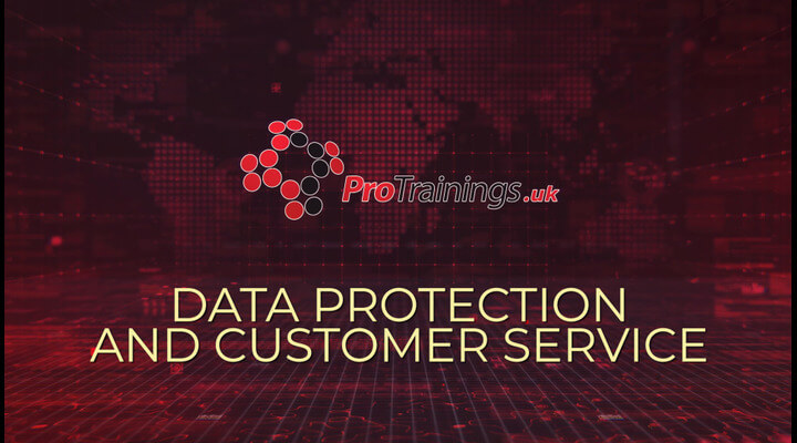 Data Protection and Customer Service
