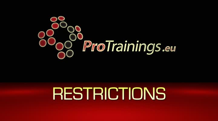 Restrictions DOLS
