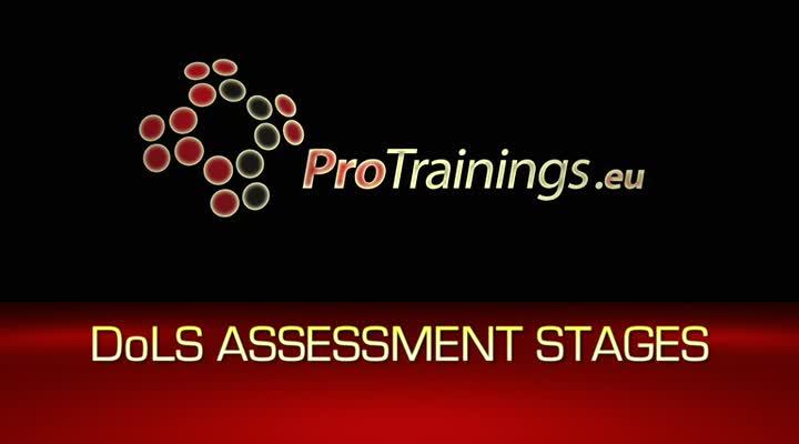 DOLS Assessment Stages