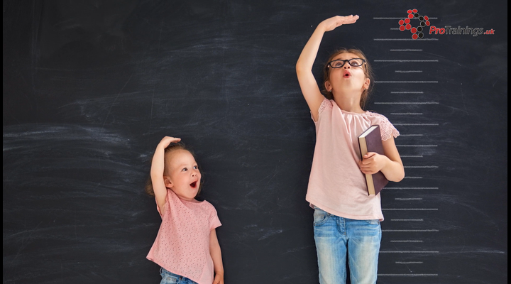 Differences in Child Size