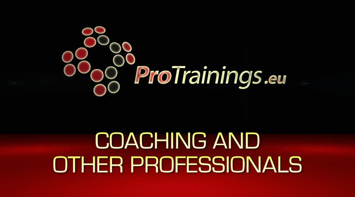 Coaching and other professionals