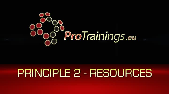 Principle 2 Resources