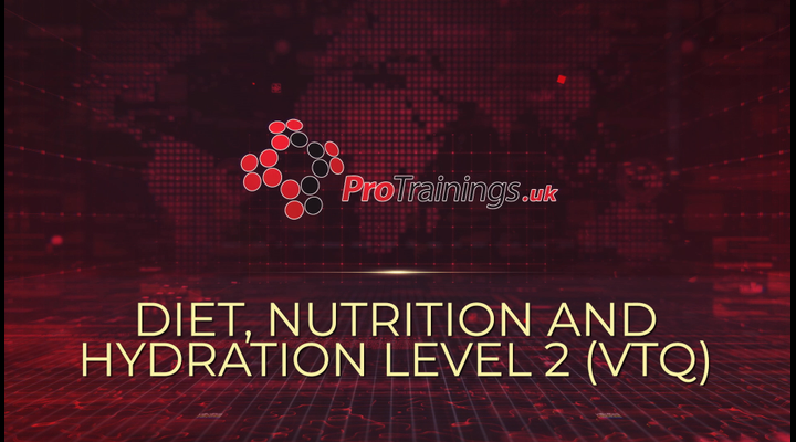 Diet and Nutrition introduction