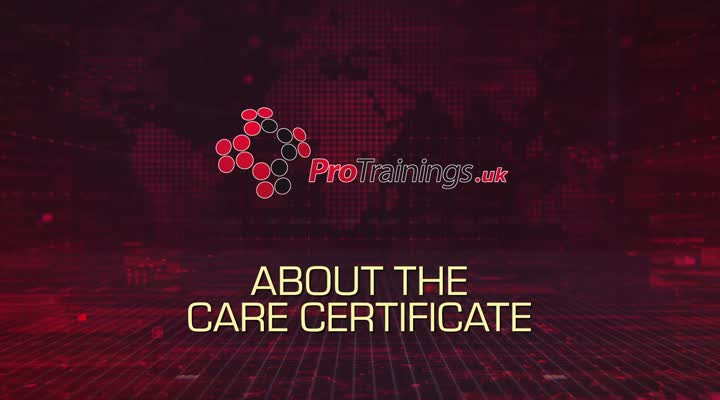 About the Care Certificate