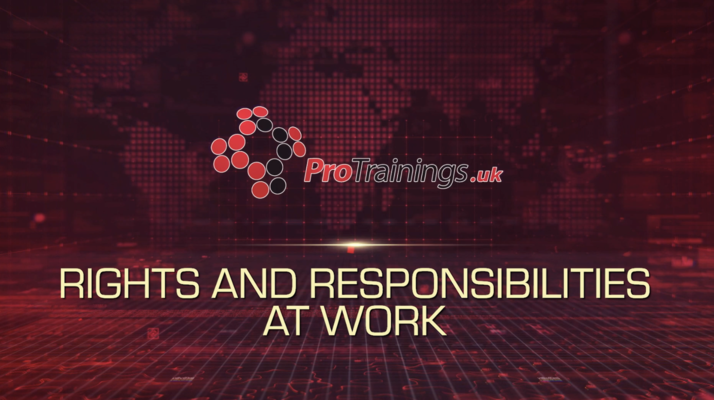 Rights and responsibilities at work