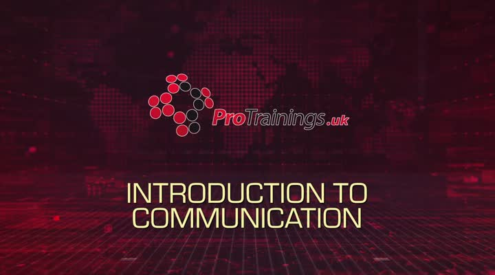 Introduction to the communication standard