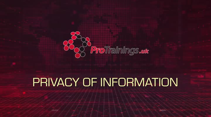 Privacy of information