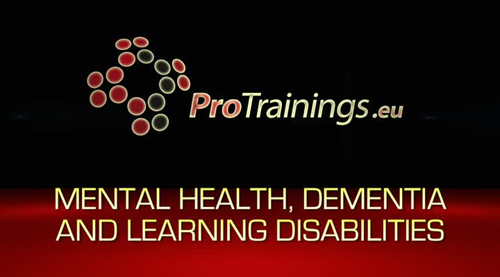 Introduction to standard on mental health, dementia and learning disabilities