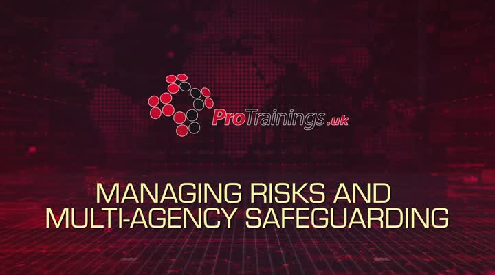 Managing risk and Multi-agency safeguarding of adults