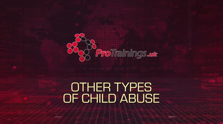 Other types of child abuse