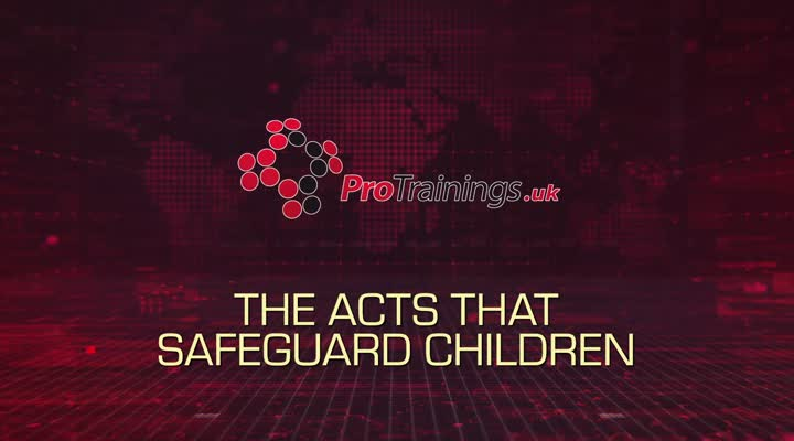 The Acts and Safeguarding Children