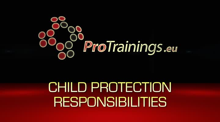 Child protection responsibilities