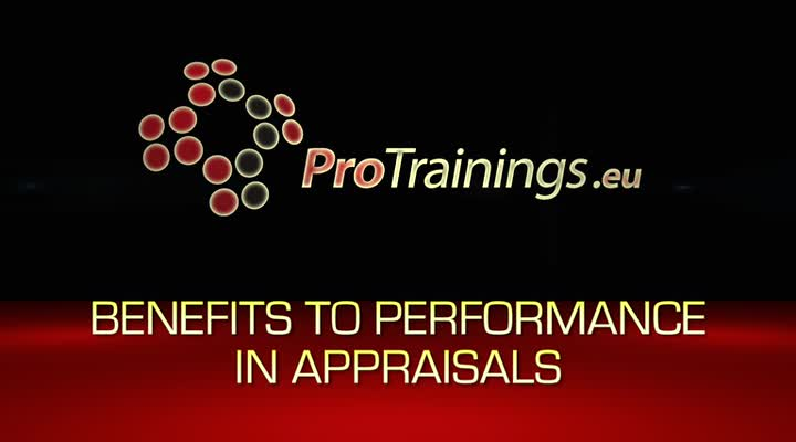 Benefits to performance appraisals