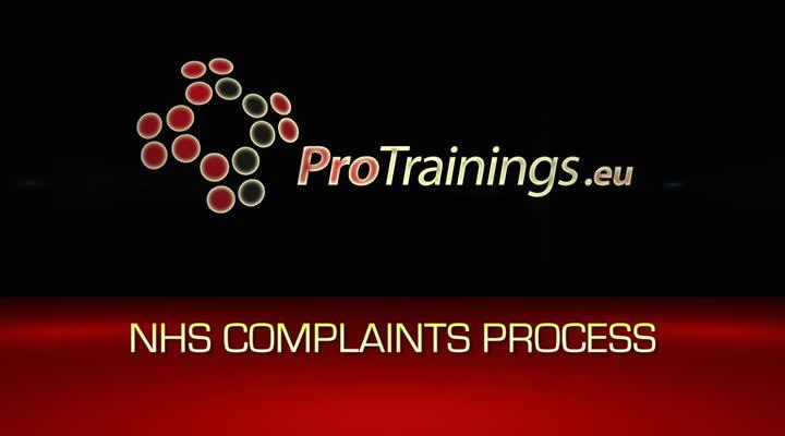 NHS Complaints Process