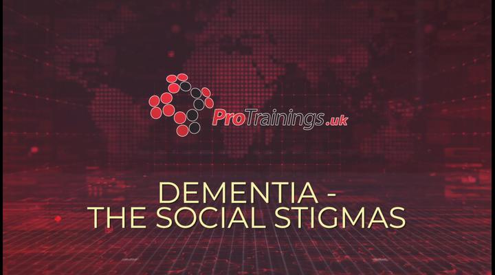 Dementia Social Stigmas