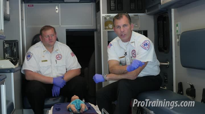 Neonatal BLS