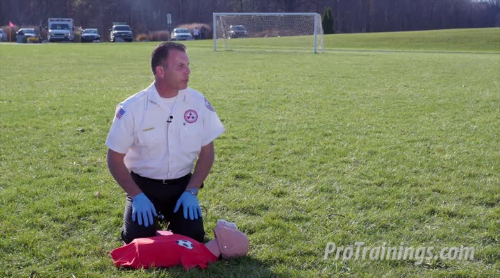 Practice: Child CPR