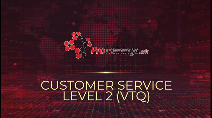 Customer Service Course Overview