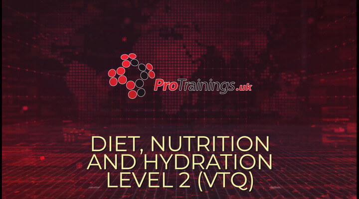 Diet and Nutrition Course Overview