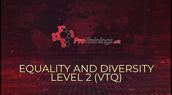 Equality and Diversity Course Overview