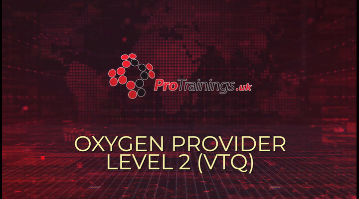 Oxygen Provider Course Overview