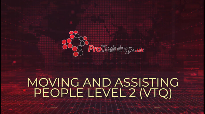 Moving and Assisting of People Course Overview
