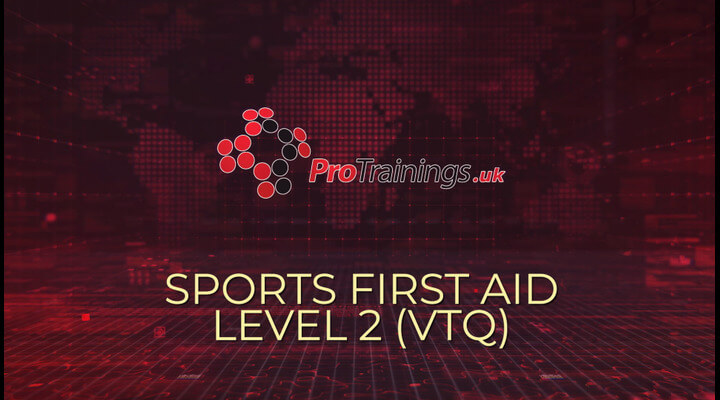 Sports First Aid Course Overview