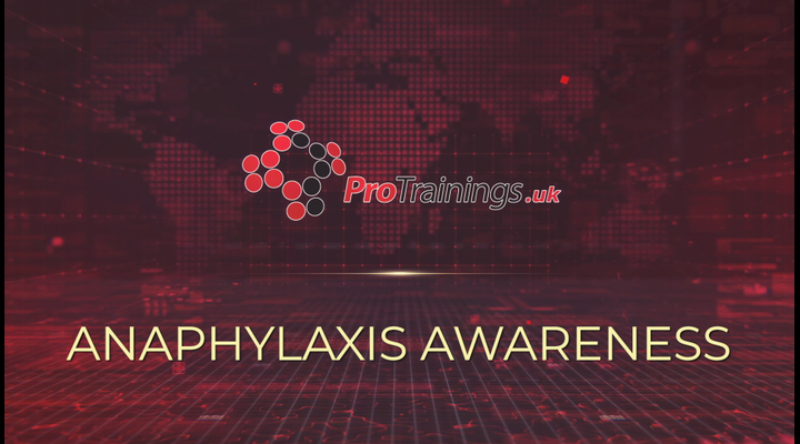 Anaphylaxis course introduction