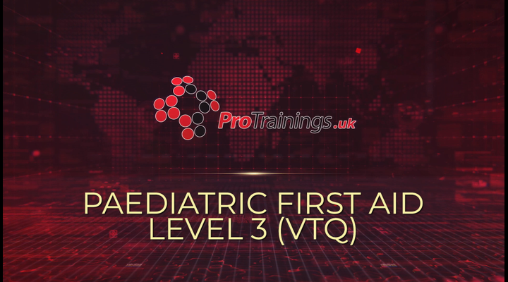 Introduction to Paediatric First Aid