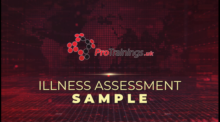Illness Assessment for Children