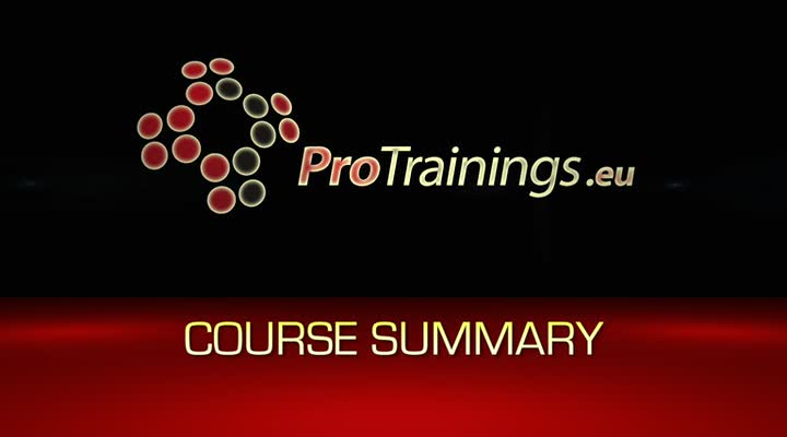 Course summary EPFA