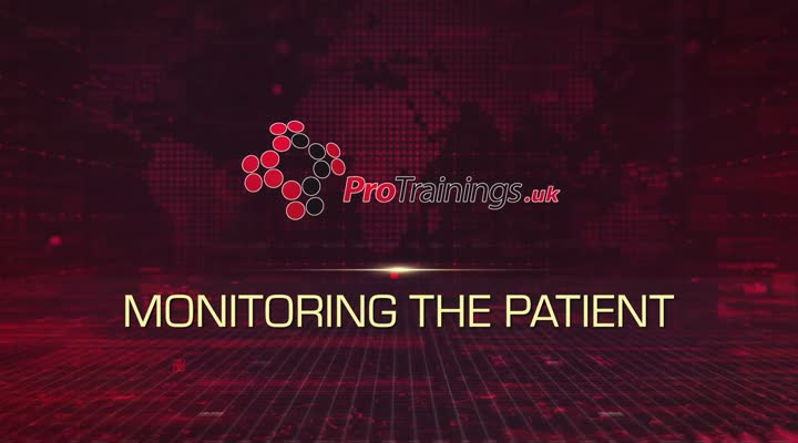 Monitoring a patient after tourniquet or haemostatic have been used