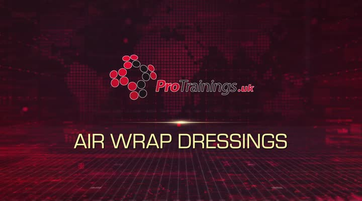 Air Wrap Dressings