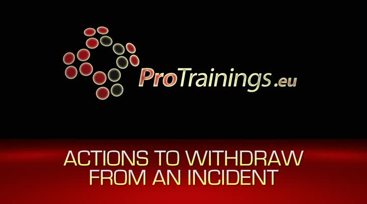 Actions to Withdraw From an Incident