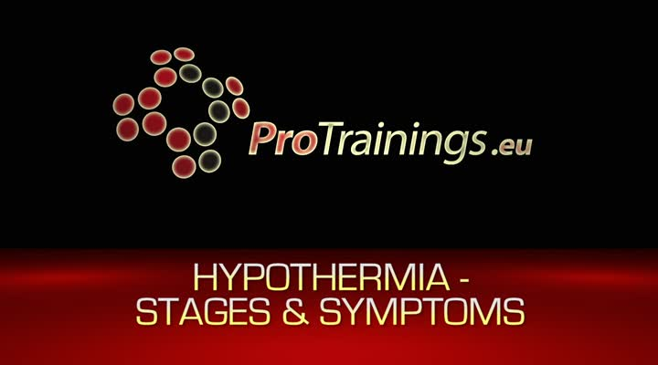 Stages and Symptoms of Hypothermia