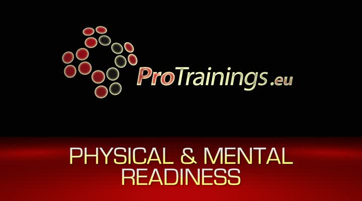 The Importance of Being Physically and Mentally Fit to Perform the Role