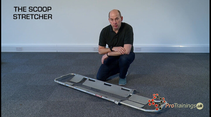 The Scoop Stretcher