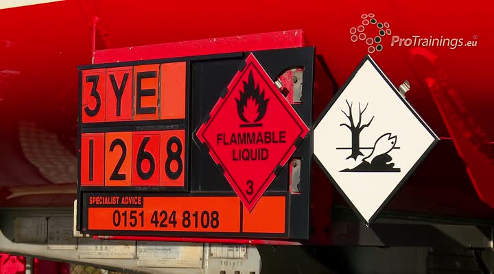 Hazardous Chemical Signs