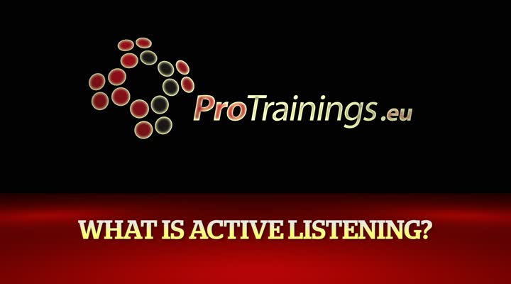What is Active Listening