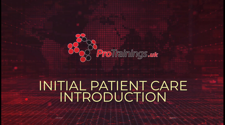 Introduction to Initial Patient Care