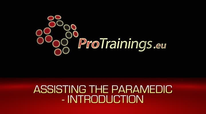 Introduction to Assisting the Paramedic