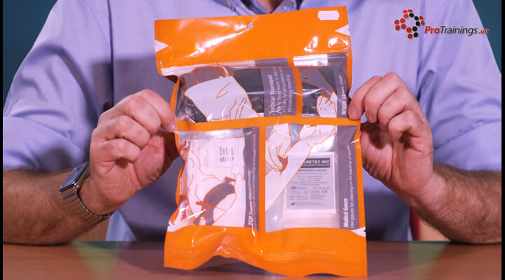 Catastrophic Bleeding Kits