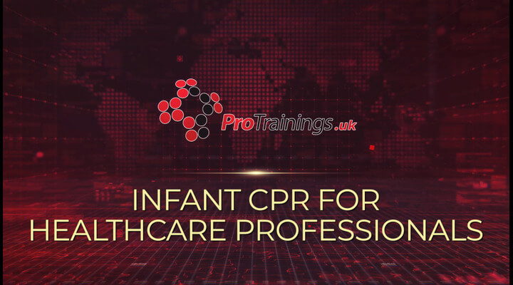 Infant CPR for Health Professionals